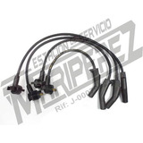 Cable Bujia Ford Mercury Tracer 94 4 Cil 1.8 Lit
