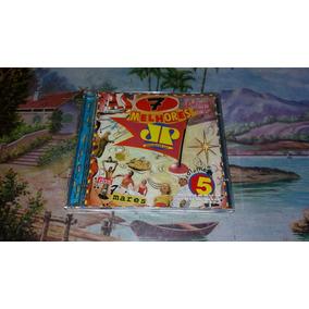 Cd As 7 Melhores Vol 5 Jovem Pan Original 1996