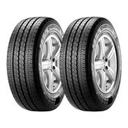 Kit 2 Neumaticos Pirelli Chrono 205/75 R16 110r  Envio/cuota