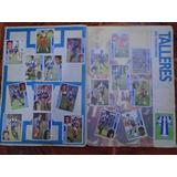 Lote 20 Figuritas Talleres Córdoba Álbum Fútbol 93 Camiseta