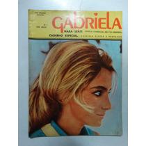 Cine Mignon Apresenta Gabriela Nº 1! Ed. Dado Ou Signo! 1966