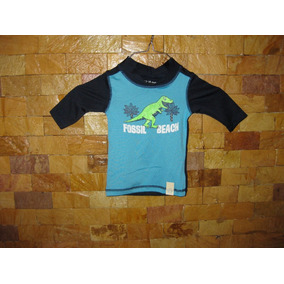 Sudadera Playera Azul De Dinosaurio b5953500b0df4