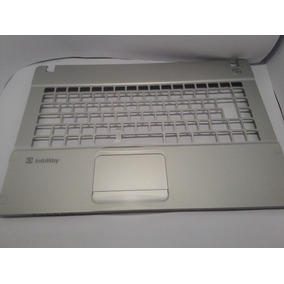 Base Teclado Touchpad Notebook Itautec Infoway W7730 Frete