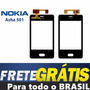 Tela Vidro Touch Celular Nokia Asha N501 501 Original