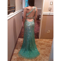 Vestido De Gala Sherri Hill Nuevo De Paquete Importado