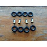 Kit Filtro O-ring Inyectores Chevrolet Aveo Corsa Optra Usa