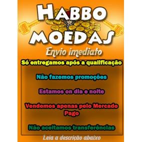 Habbo Moedas 50 Moedas = 1 Barras / Envio Imediato