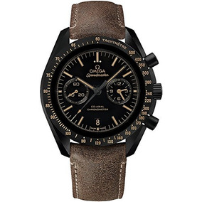Omega Speedmaster Moonwatch Co-axial Negro Dial Cronógrafo