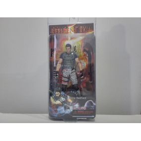 Neca Toys Action Figure Chris Redfield Resident Evil Lacrado