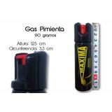 Gas Pimienta Aerosol Lacrimogeno Labial Pepper Spray Taser