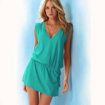 Vestido Pareo Playero, Moda, Envio Gratis $220