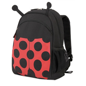 Mochila Maleta French Frenchies Lady Bug Backpack