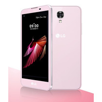 Smartphone Lg X Screen Rosa Movistar Nuevo