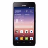 Huawei Y625 Negro 3g 4gb 8mpx 5 + Sim Claro Prepago