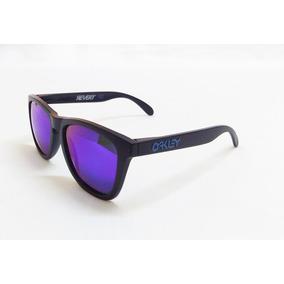 78b38021fa2a1 Oculos De Sol Oakley Frogskins 100% Polarizado(varias Cores)