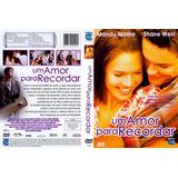 Um Amor Para Recordar Filme Dvd