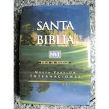 Santa Biblia Nueva Version Internacional De Bolsillo Nvi