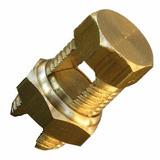 Conector Parafuso Fendido Ks Split Bolt 16mm (kit 100 Pçs)