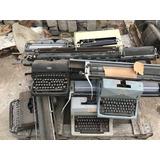 9 Maquina Escribir Antigua Carro Largo Y Comun Royal Olivet