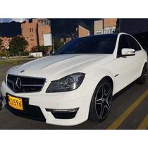 Mercedes Benz Clase C 63 Amg
