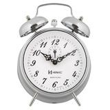 Relógio Despertador A Cordas Livre De Pilhas Herweg 2380