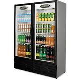 Refrigerador Expositor Vertical Geladeira 2 Portas 850l