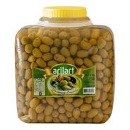 Aceitunas Verdes Naturales Clasicas N0 X 5 Kg - Arilart