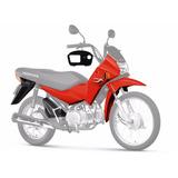 Kit Plásticos Carenagem Adesivado Honda Pop 100 2013 A 2015