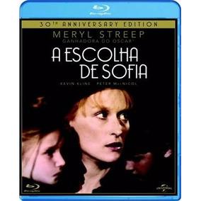 Blu Ray A Escolha De Sofia - Dub/leg. Lacrado. Black Friday
