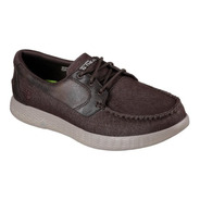 Tenis Skechers On The Go- Glide Chocolate Hombre 53770x/choc