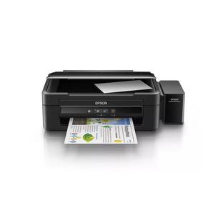 Multifuncional Epson L380 Sistema Tinta Continua De Fabrica