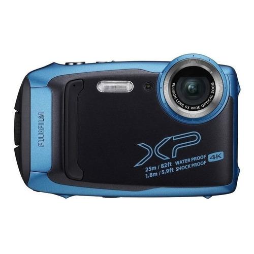 Fujifilm FinePix XP140 compacta color sky blue