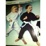 Traje Karate,negros,y Blancos