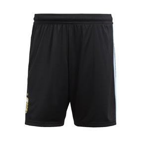 Shorts adidas Titular Selección Argentina Hombre