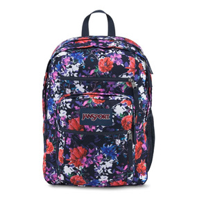 Mochila Jansport Big Student Morning Bloom Js00 Tdn7-33y