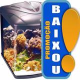 Aquário Completo Boyu/jad Tl550 - Com 128l - Completo - 220v