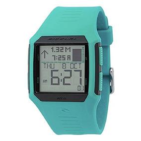 Rip Curl Maui Mini Tide Digital Womens Watch Mint A1126g-min