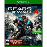 Gears Of War 4 Xbox One Envio Gratis Con Gamefix