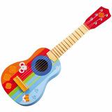 Guitarras De Madera Para Niños
