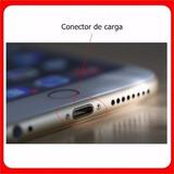 Conector Carga Flex Para Iphone 6 Y Plus Colocado En 20 Min