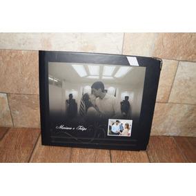 Álbum Panorâmico Encadernado 25 X 30 + Diagramação Das Fotos