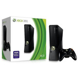 Consola Xbox 360 Slim 500 Gb 5.0 Hdmi 2