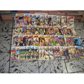 Zagor Extra Coleção De Gibis Editora Mythos Ano 2005 A 2013