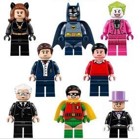 Kit Festas Batman Robin Alfred Coringa Bruce Wayne Pinguin
