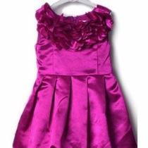 Vestido Balonet Pink Popeline