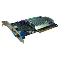 Placa De Video Nvidia Geforce Gf4 Mx4000 64mb Ddr Agp Vga