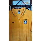 Camisa Pólo Seleção Brasileira (brasil)!!!