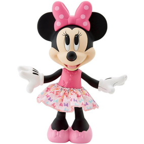 Minnie Poses Divertidas Mickey Mouse Disney Mattel