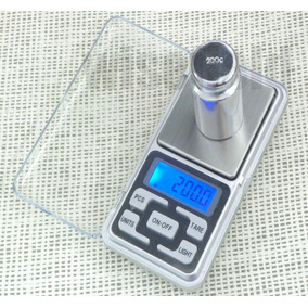 Bazcula Digital Balanza 0-500g Joyeria