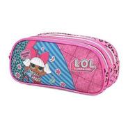 Estojo 3 Div. Lol Surprise Pink Luxcel - 33006
